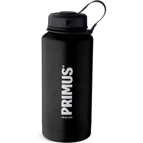 Primus TrailBottle Vacuum Water Bottle Stainless Steel 800ml, black